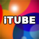 iTube - YouTube Playlist Manager app icon