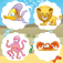 A Find-ing Mistake-s in Picture-s Game-s: Education-al Inter-active Learn-ing For Kid-s: Sea Animal-